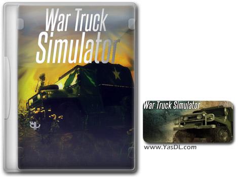 دانلود بازی War Truck Simulator برای PC