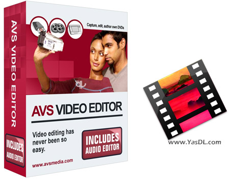 AVS Video Editor 9.4.1.360 - Edit Video Files