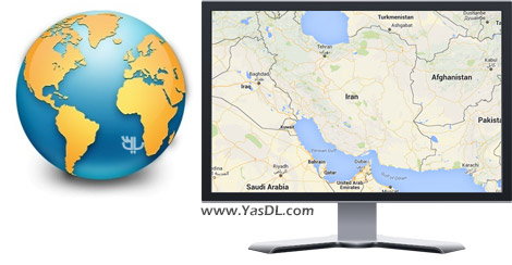 AllMapSoft Universal Maps Downloader 9.981 Download Online Maps