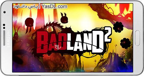 دانلود بازی BADLAND 2 1.0.0.935 - بدلند 2 برای اندروید