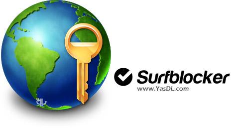 دانلود Blumentals Surfblocker 5.3.0.54 - کنترل دسترسی به اینترنت