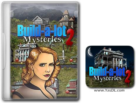 دانلود بازی کم حجم Build-a-lot Mysteries 2 برای کامپیوتر