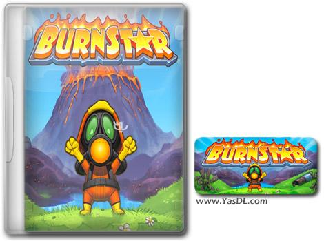 دانلود بازی Burnstar برای PC