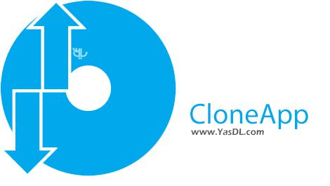 دانلود CloneApp 1.17.760 Portable - تهیه بک آپ از تنظیمات نرم افزارها