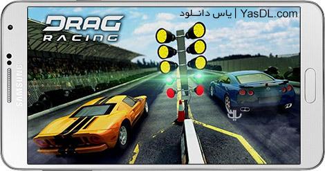 دانلود بازی Drag Racing 1.6.76 - مسابقه شتاب اتومبیل برای اندروید