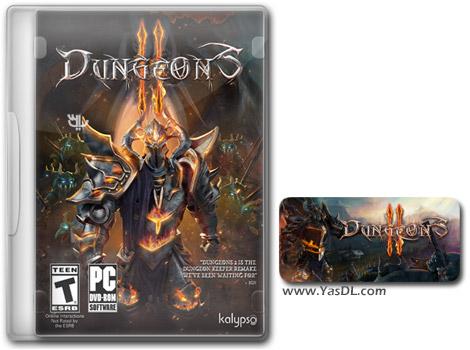 دانلود بازی Dungeons 2 برای PC