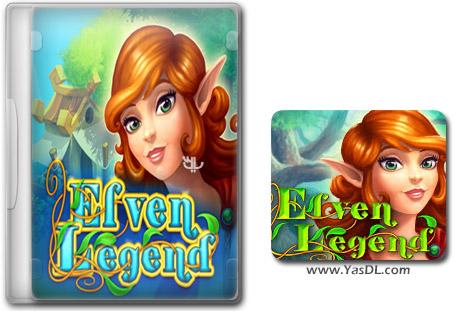 دانلود بازی کم حجم Elven Legend برای کامپیوتر