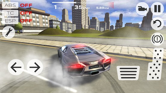 Extreme Car Driving Simulator 5.2.0. For Android + Infinity