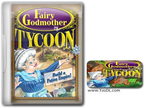 دانلود بازی کم حجم Fairy Godmother Tycoon برای کامپیوتر