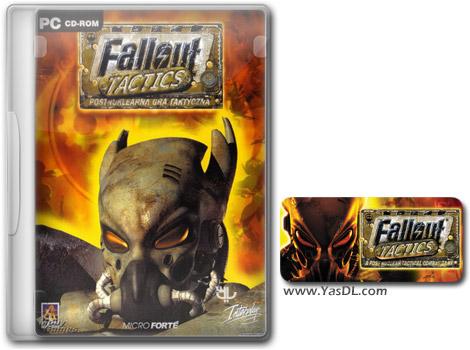 دانلود بازی Fallout Tactics برای PC