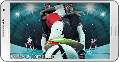 دانلود بازی Futsal Football 2 1.3.2 - فوتسال برای اندروید