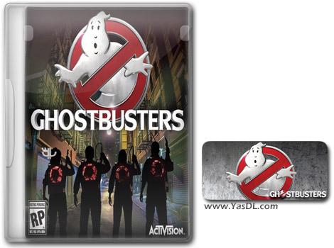 دانلود بازی Ghostbusters برای PC