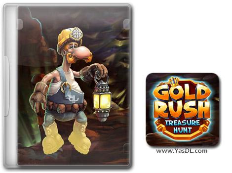 دانلود بازی کم حجم Gold Rush Treasure Hunt برای کامپیوتر