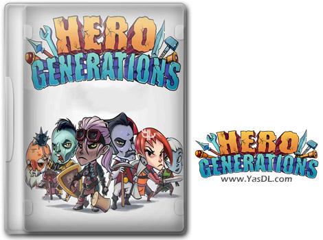 دانلود بازی کم حجم Hero Generations برای کامپیوتر