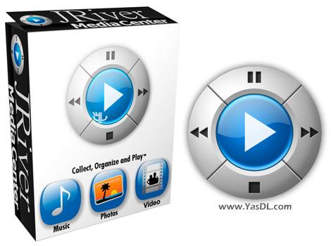 JRiver Media Center 24.0.34 X86/x64 - Multimedia Management And Distribution