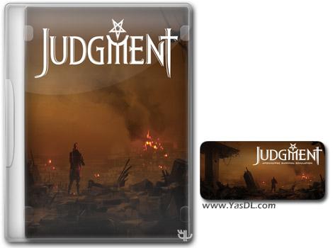 دانلود بازی کم حجم Judgment Apocalypse Survival Simulation برای کامپیوتر