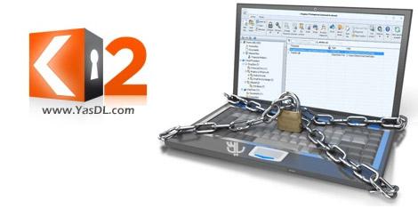 دانلود Kruptos 2 Professional 6.2.0.3 x64 - نرم افزار رمزگذاری و محافظت از داده ها