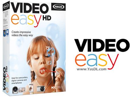دانلود MAGIX Video Easy HD 6.0.0.47 - ویرایش حرفه ای فایل های ویدیویی