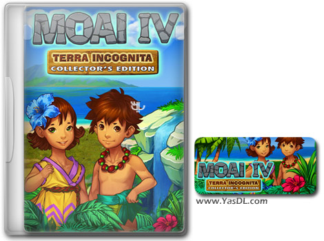 دانلود بازی MOAI 4 Terra Incognita Collectors Edition برای PC