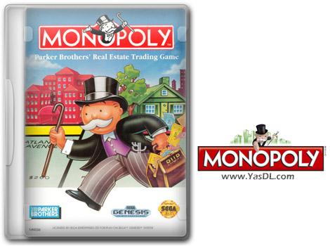 دانلود بازی کم حجم MONOPOLY Build-A-lot Edition برای کامپیوتر