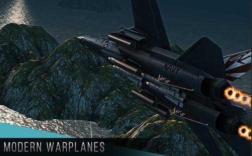 Modern Warplanes 1.12.1 Warplanes For Android + Infinity