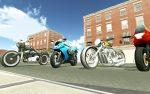 Moto Racer 3D4
