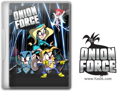 دانلود بازی Onion Force برای PC