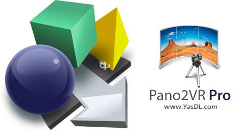 دانلود Pano2VR Pro 5.0.2 x86/x64 - ساخت تصاویر پانوراما
