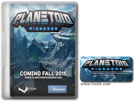 دانلود بازی Planetoid Pioneers Contributor Edition برای PC