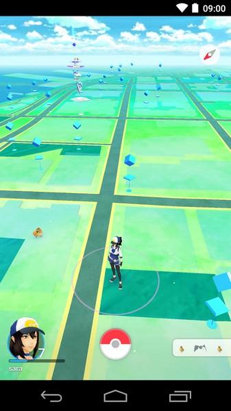 دانلود بازی Pokemon GO 0.51.0 - پوکمون گو برای اندروید