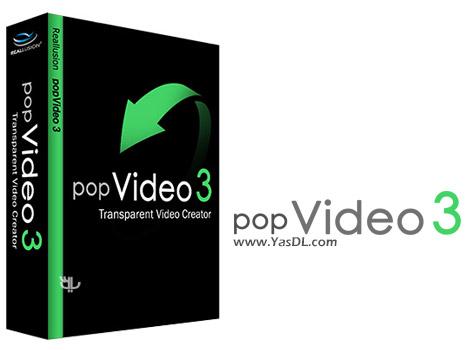 دانلود Reallusion popVideo 3.01.0411.1 x64 - حذف بک گراند از ویدیوها