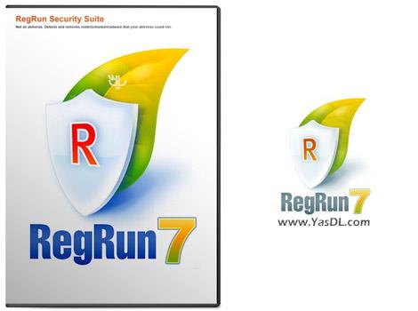 دانلود RegRun Security Suite Platinum 8.12.0.512 - از بین بردن بدافزارها
