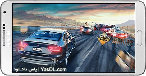 دانلود بازی Road Racing Traffic Driving 1.00 - اتومبیل رانی ترافیک برای اندروید