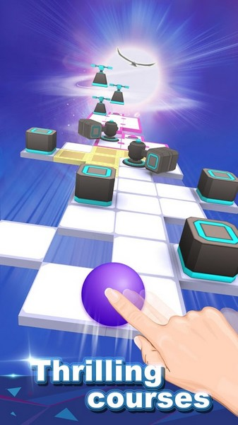 Rolling Sky 2.3.6 Rolling Sky For Android + Infinite Money