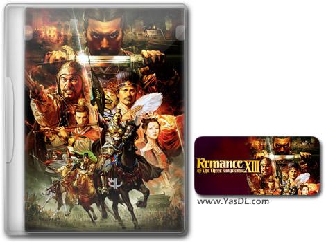 دانلود بازی Romance Of The Three Kingdoms 13 برای PC