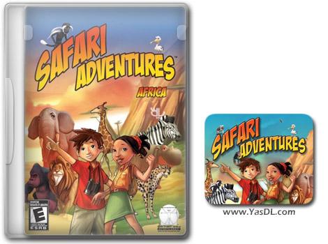 دانلود بازی Safari Adventures Africa برای PC