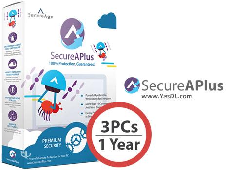 دانلود SecureAPlus 4.3 - نرم افزار آنتی ویروس ابری