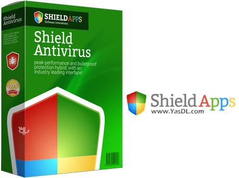 دانلود Shield Antivirus 2.1.7 - نرم افزار آنتی ویروس قدرتمند