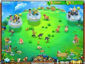 Snow Globe Farm World2
