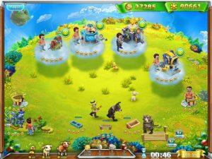 Snow Globe Farm World4