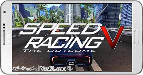 دانلود بازی Speed Racing Ultimate 5 1.4 - اتومبیل رانی سرعتی برای اندروید