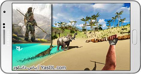 دانلود بازی Survival Island Evolve 1.08 - نجات از جزیره برای اندروید