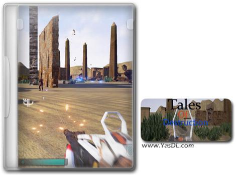 دانلود بازی Tales of Destruction برای PC
