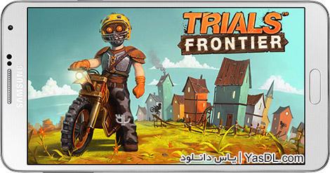 دانلود بازی Trials Frontier 4.3.0 برای اندروید + نسخه بی نهایت + دیتا