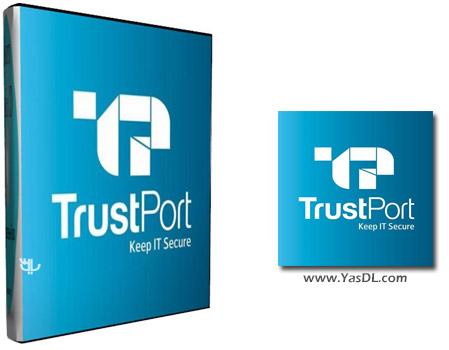 دانلود TrustPort LiveCD 2016.07 - دیسک نجات و آنتی ویروس قدرتمند