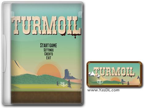 دانلود بازی کم حجم Turmoil برای کامپیوتر