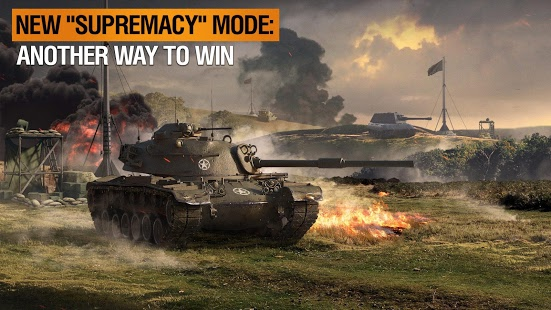 World Of Tanks Blitz 5 7 0 972 World Of Tanks For Android A2Z P30