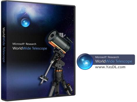 دانلود WorldWide Telescope 5.5 - تلسکوپ مجازی برای ویندوز