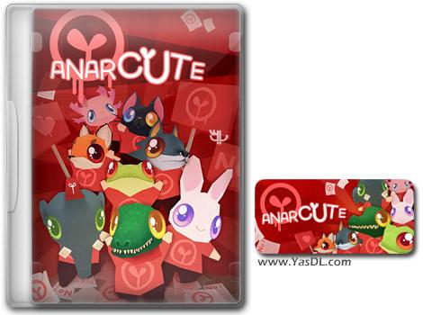 دانلود بازی Anarcute برای PC