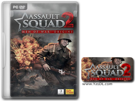 دانلود بازی Assault Squad 2 Men of War Origins برای PC